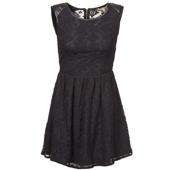 Vêtements Femme Robes courtes Yumi KIMI Noir