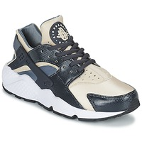 Chaussures Femme Baskets basses Nike AIR HUARACHE RUN W Gris / Beige