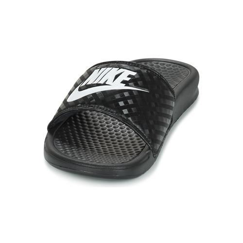 Nike BENASSI JUST DO IT W Noir / Blanc