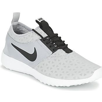 Chaussures Air max tnFemme Baskets basses Nike JUVENATE W Gris / Noir