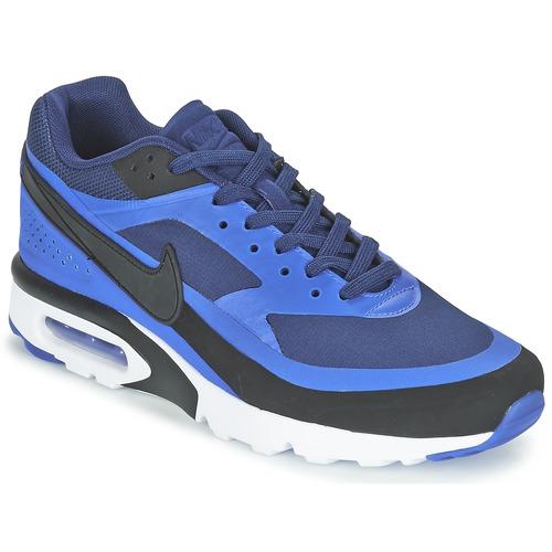 Chaussures Air max tnHomme Baskets basses Nike AIR MAX BW ULTRA Bleu / Noir