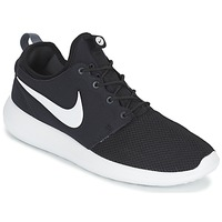 Chaussures Homme Baskets basses Nike ROSHE TWO Noir / Blanc