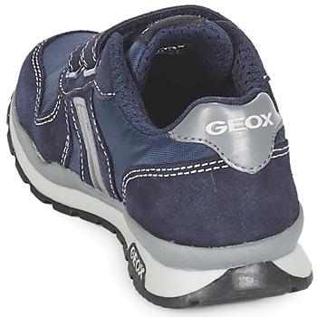Geox J PAVEL Bleu