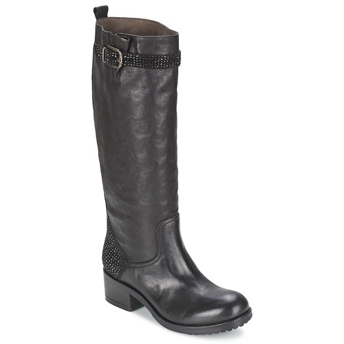 Chaussures Femme Bottes ville Now PRINCE Noir