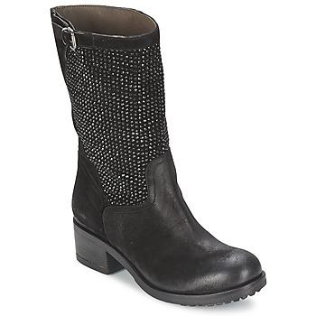 Chaussures Femme Boots Now DIOLA Noir