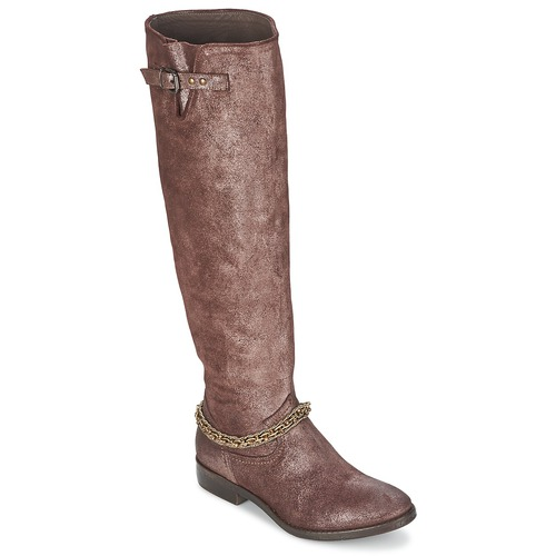 Chaussures Femme Bottes ville Now JUBILEE Bronze