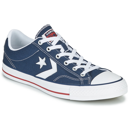 Chaussures Baskets basses Converse STAR PLAYER  OX Marine / Blanc