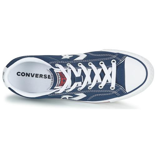 Converse STAR PLAYER OX Marine / Blanc