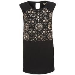 Vêtements Femme Robes courtes Stella Forest BRO040 Noir