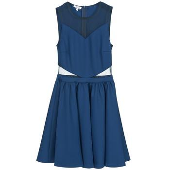 Vêtements Femme Robes courtes Brigitte Bardot BB45080 Bleu