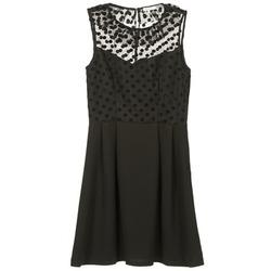 Vêtements Femme Robes courtes Brigitte Bardot BB45057 Noir