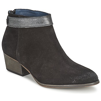 Chaussures Femme Bottines Schmoove SECRET APACHE Noir