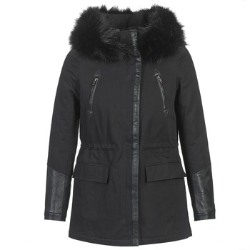 Vêtements Femme Parkas Betty London FOUINI Noir
