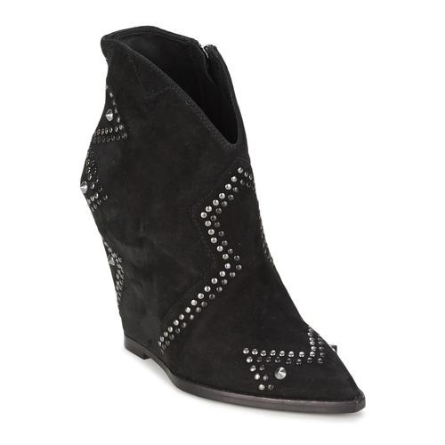 Jessica Cher Chaussure Avec Ash Chaussures Noir Pas A0W7f
