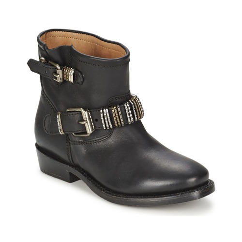 Chaussures Boot Noir Vick Ash Avec Pas Chaussure Cher xTYaCAwq