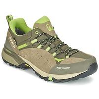 Chaussures Air max tnHomme Randonnée Tecnica T-CROSS LOW GORETEX Taupe / Vert