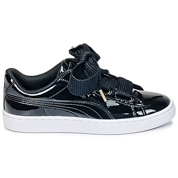 Baskets basses Puma BASKET HEART PATENT WN'S