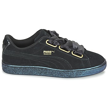 Baskets basses Puma BASKET HEART SATIN WN'S