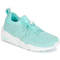 Chaussures Femme Baskets basses Puma BLAZE OF GLORY SOFT WNS Bleu / Blanc