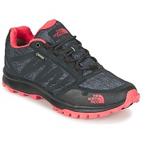 Chaussures Air max tnFemme Randonnée The North Face LITEWAVE FASTPACK GORETEX Noir / Corail