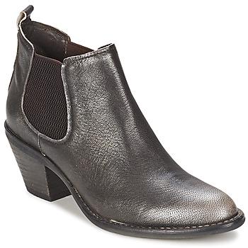 Chaussures Air max tnFemme Bottines Un Matin d'Ete NIPSY Carbone