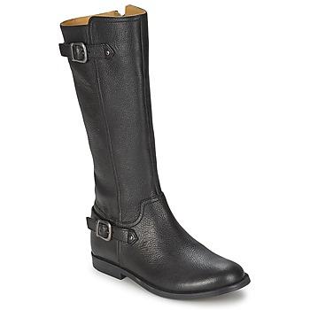 Chaussures Fille Bottes ville Start Rite GALLOP Noir