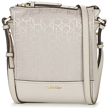 Sac Bandouliere Calvin Klein Jeans MARINA LOGO FLAT CROSSBODY