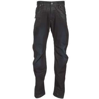 Vêtements Homme Jeans droit G-Star Raw NEW ARC ZIP 3D Noir