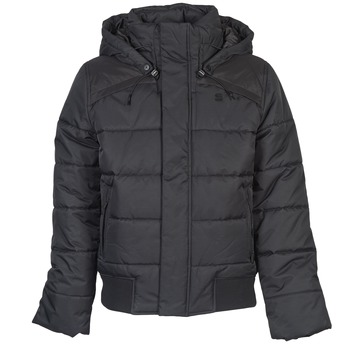 Vêtements Homme Doudounes G-Star Raw WHISTLER Noir