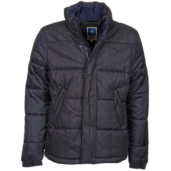 Vêtements Homme Doudounes G-Star Raw SALVOZ Marine