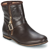 Chaussures Femme Boots Paul & Joe Sister NOUNO Marron