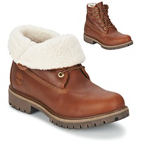 Chaussures Homme Boots Timberland ROLL TOP L/F AF Marron