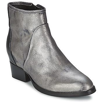 Chaussures Femme Bottines Catarina Martins METAL DAVE Argent