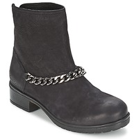 Chaussures Femme Boots Redskins LEPICA Noir