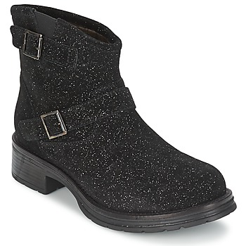Chaussures Femme Boots Redskins YALO Noir