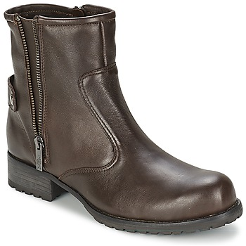 Chaussures Femme Boots One Step IAGO Choco