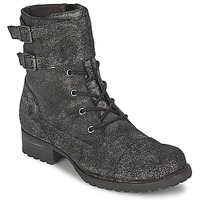 Chaussures Femme Boots One Step IDAN Argentee