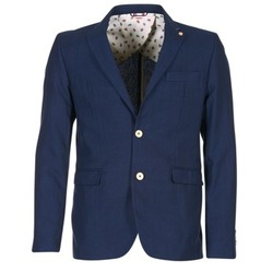 Vêtements Homme Vestes / Blazers Serge Blanco BOSTON Marine