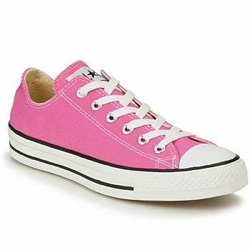 Chaussures Baskets basses Converse All Star OX Rose