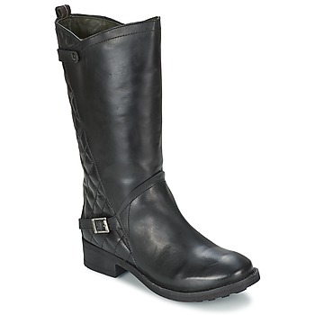 Chaussures Femme Bottes ville Barbour HARLEY Noir