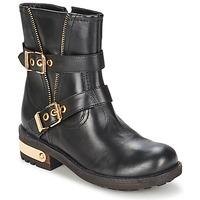 Chaussures Femme Boots Elle RASPAIL Noir