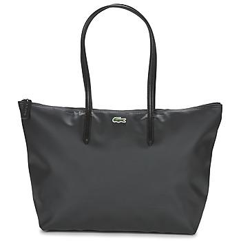 Sacs Femme Cabas / Sacs shopping Lacoste L.12.12 CONCEPT L Noir