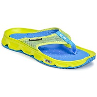 Chaussures Homme Tongs Salomon RX BREAK Jaune / Bleu