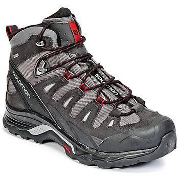 Chaussures Homme Randonnée Salomon QUEST PRIME GTX® Gris / Noir / Rouge