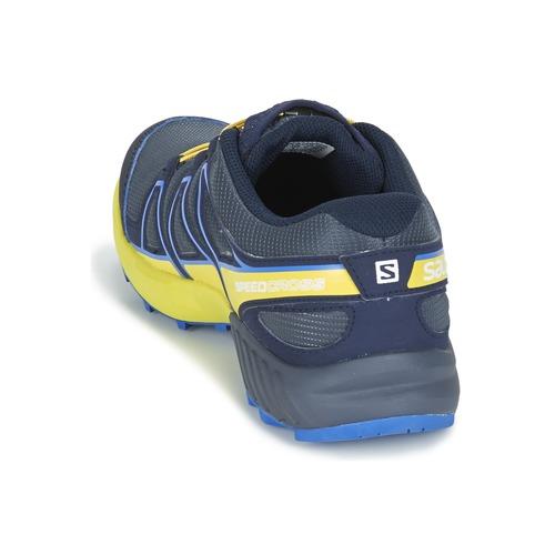 Salomon Speedcross J Bleu / Jaune