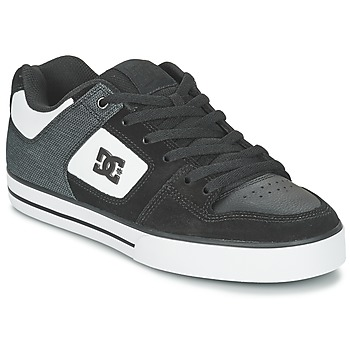 Chaussures Air max tnHomme Chaussures Air max tnde Skate DC Shoes PURE SE M SHOE BKW Noir / Blanc