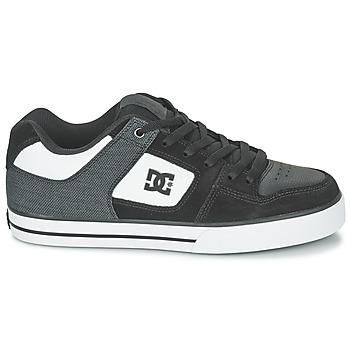 Chaussures DC Shoes PURE SE M SHOE BKW