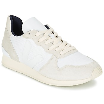 Chaussures Femme Baskets basses Veja HOLIDAY LOW TOP Blanc / Beige