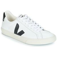 Chaussures Air max tnHomme Baskets basses Veja ESPLAR LOW LOGO Blanc / Noir