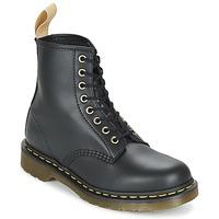 Chaussures Boots Dr Martens VEGAN 1460 Noir